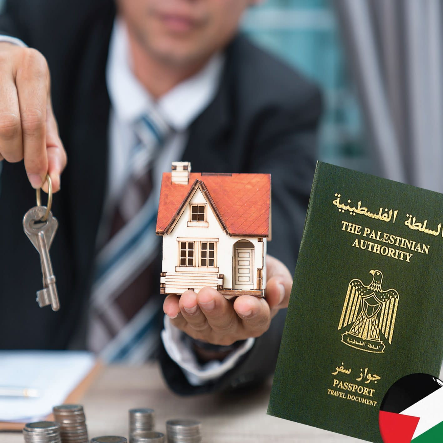 Can Palestinians Buy Home in Turkey?
